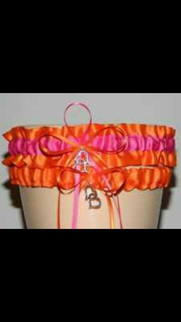 Gorgeous garters