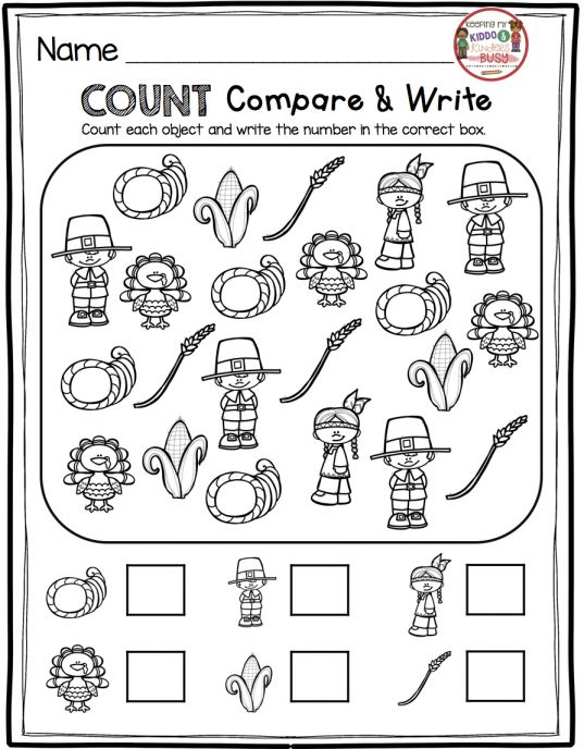 11 November Math Worksheet Kindergarten Thanksgiving Math Worksheets Thanksgiving Math Kindergarten Kindergarten Math Worksheets