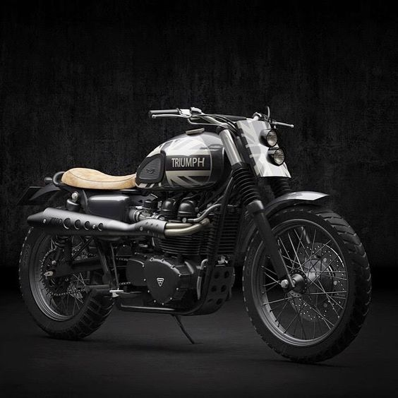 scramblertt: Perfect combination of modernity and classicism | Supercompressor