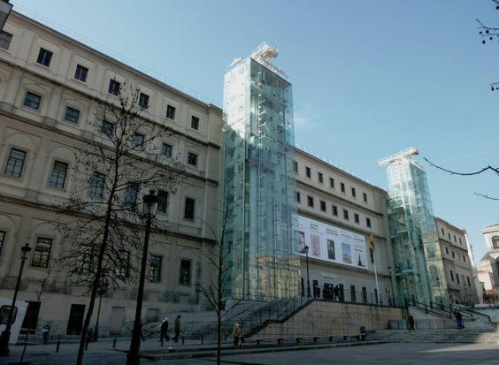 Fantasmas en el Museo Reina Sofía 5e8f09b65beeb159a985b7b32a9b54cc