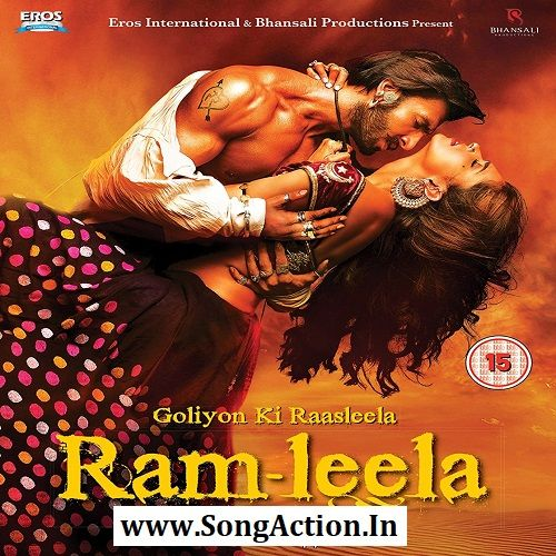 Ram Leela Mp3 Songs Download Www Songaction In Mp3 Download Leela Movie Best Bollywood Movies Romance Movies Best
