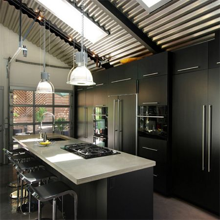How To Work Black Home And Metals On Pinterest