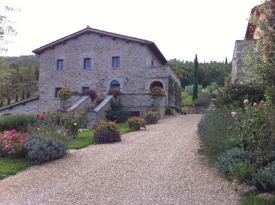 Casa Portagioia, Bed and Breakfast Tuscany: The house
