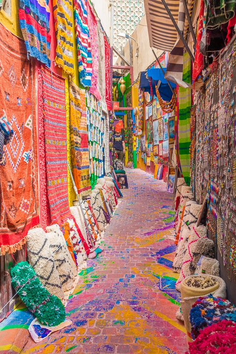 Top 10 Things To Do In Fez Morocco How To Visit Famous Leather Tanneries Without Getting Scammed And Take A Day Tr Morocco Travel Fez Morocco Colorful Places