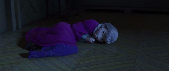 Ana de Frozen Terror (Foto: BloodBlitz Comedy)