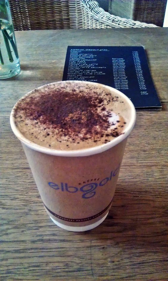 Café Elbgold, Hamburg Winterhude