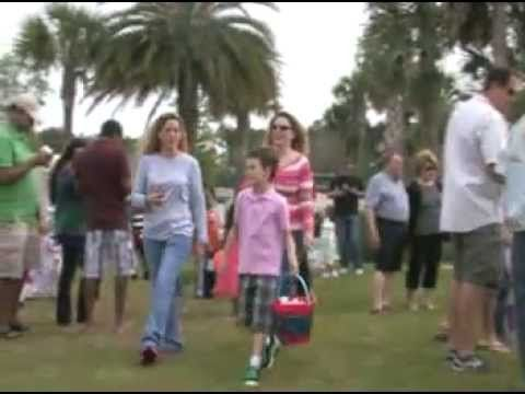 The 2013 Nocatee Easter Egg Hunt. The community gathered on March 23rd for the annual spring event. #Easter #YouTube