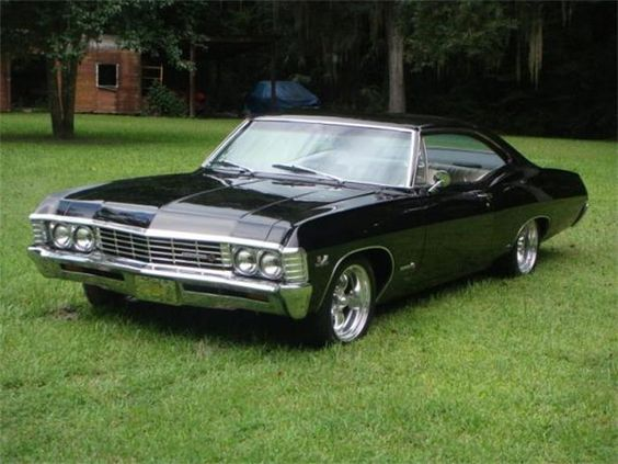 1967 chevy impala the winchester mobile fangirl moments pinterest chevy dean winchester. Black Bedroom Furniture Sets. Home Design Ideas