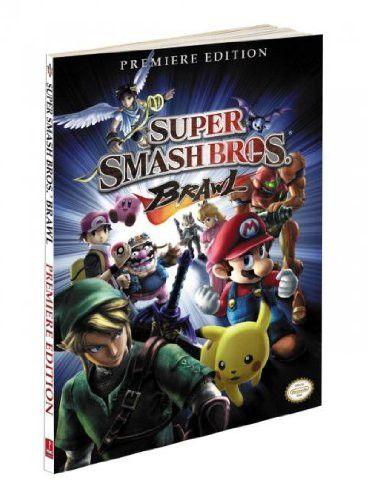 Super Smash Bros. Brawl, Prima Official Game Guide, Premiere Edition