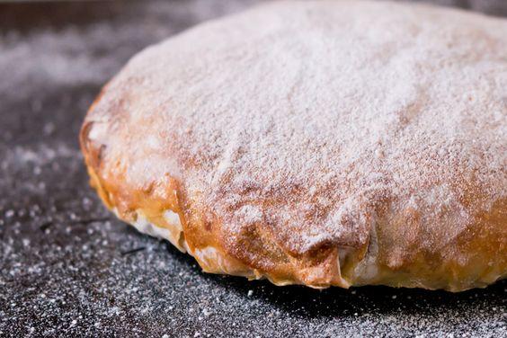 Bastila - Traditional Moroccan Chicken Pie — My Moroccan Food