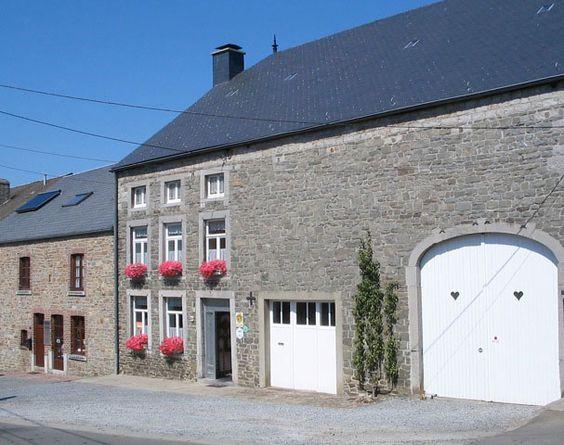 "Holiday Cottage ""Les Géronsarts"" in Vencimont (Gedinne), Namur Ardennes, South Belgium."