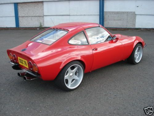 Opel Gt Project Thinking Of Getting It Convertible Unlimited
