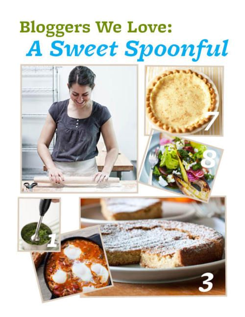 Blogger We Love:Megan Gordon of A Sweet Spoonful. Read her answers to our BHGfood questions here: http://bhgfood.tumblr.com/post/23933321454/blogger-we-love-megan-gordon-of-a-sweet-spoonful#