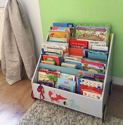 63 Best Great Kids Bookshelf Diy Ideas For Your Baby Home Page