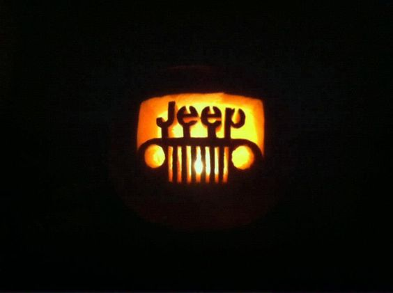 Awesome pumpkin carving jeep wranglers pinterest