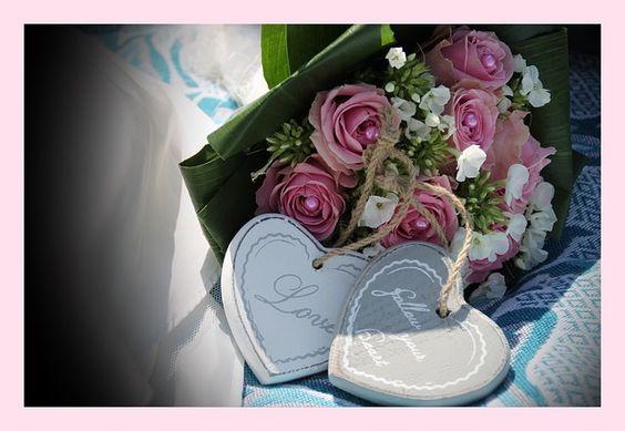 Kostenloses Foto: Hochzeit, Romantik, Blumenstrauß - Kostenloses Bild auf Pixabay - 411397