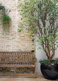 banco madeira paisagismo - Pesquisa Google