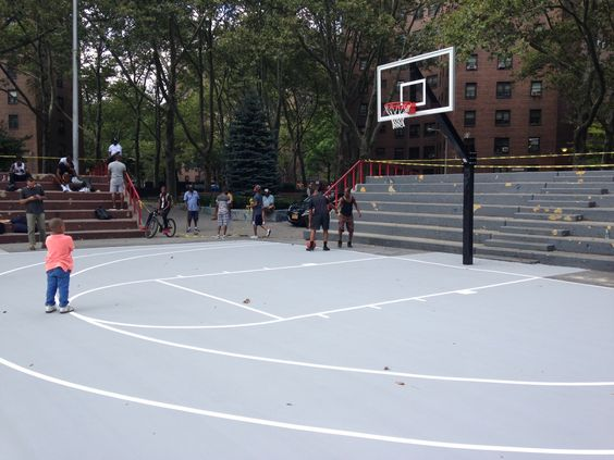 First Team's Legend Supreme set up for Nike tournament in New York
