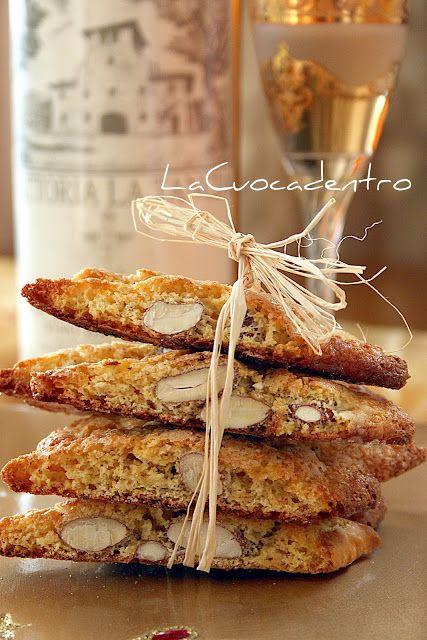 La Cuoca Dentro: Biscotti di Prato di Giovanni Pina