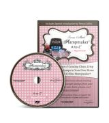 Teresa Collins Stampmaker A to Z DVD