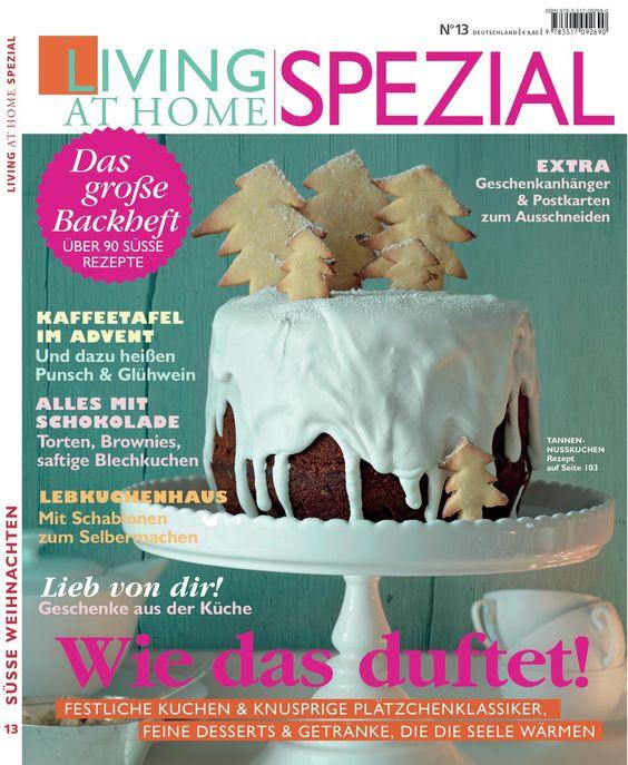 Living at Home 13 - Weihnachten von Gruner + Jahr AG & Co KG (Hrsg.)