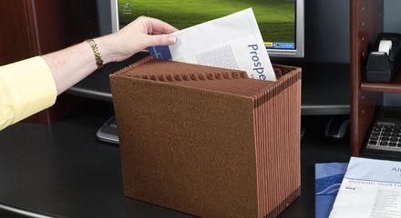 3 Principles of Financial Document Organization