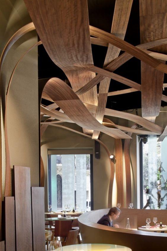 Gallery of Ikibana Paral Restaurant / El Equipo Creativo - 2