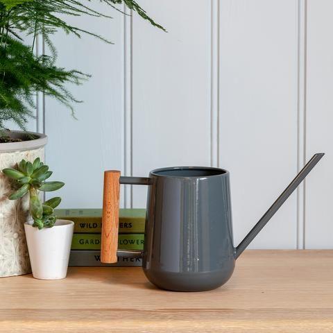 Indoor Watering Can Charcoal In 2020 Indoor Watering Can Indoor Watering Mini Watering Can