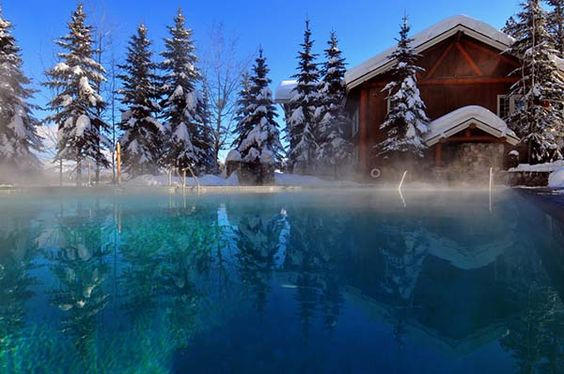 The Cove at Shore Lodge in McCall, Idaho | Winter Travel Escape