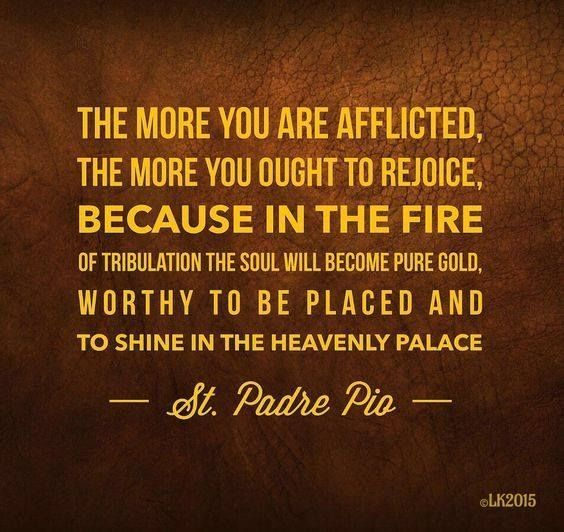 What is a good catholic proverb to write about?