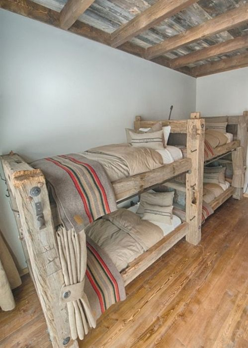 Pin By Yard Grill On Cool Bunk Beds Pinterest Home Cabin And