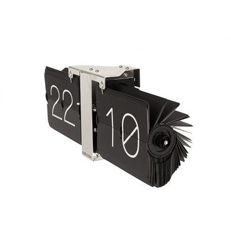 Zegar stołowo/ścienny Flip No Case (biały) by Karlsson