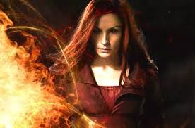 BLACK PHOENIX, Jean Grey, FAMKE JANSSEN, X-MEN 3 The Last Stand
