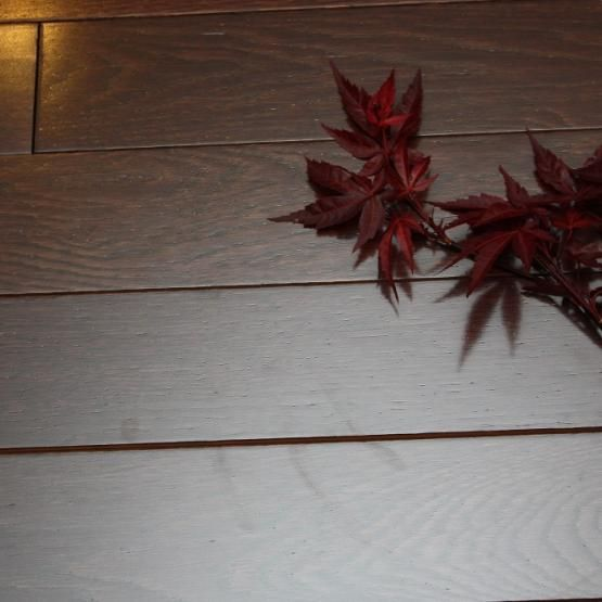 Oak Chocolate 3/4 x 3-1/4 Solid Hardwood Flooring