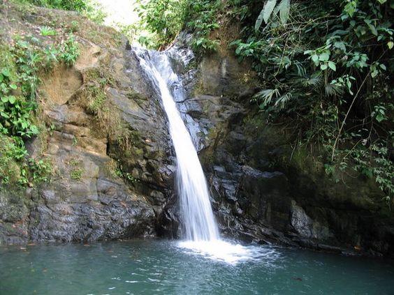 Swimming Hole In Uvita, Costa Rica!