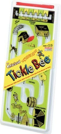 Amazon.com : Tickle Bee Game : Board Games : Toys & Games