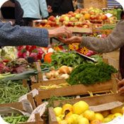 A Beginner''s Guide to the Farmers Market: Farmer Markets, Marketplace, Farmer S Markets, Farmers' Market, Raw Food
