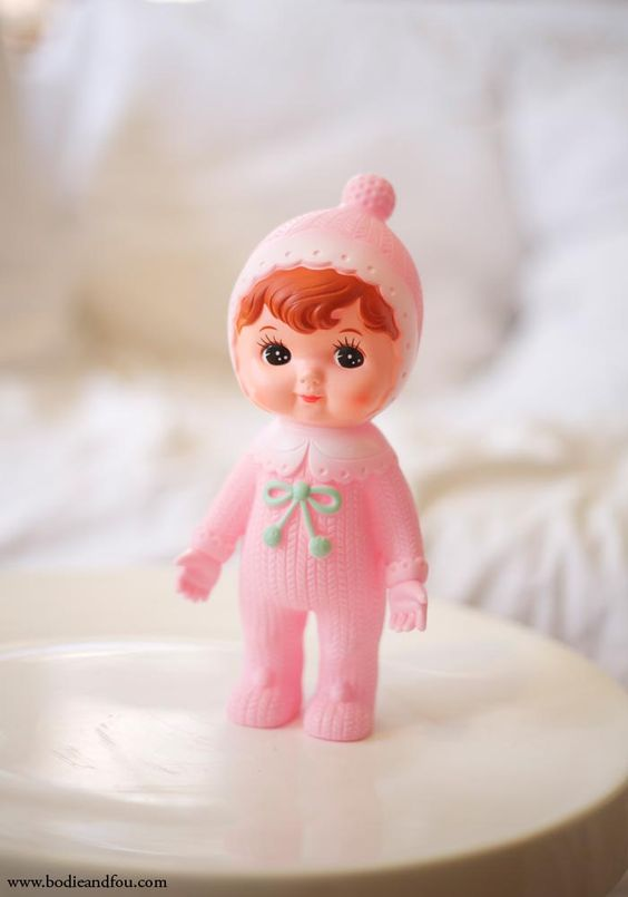 Gifts for Kids, Woodland Doll, Cherry