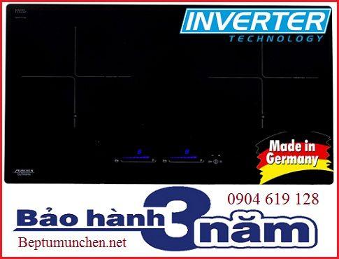 Những công nghệ và chức năng mới nhất trên bếp từ Munchen GM 5656