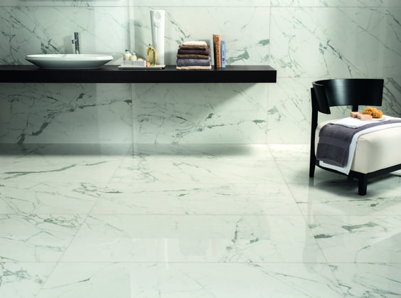 ANIMA - #marble #effect #porcelain #tiles . For the lovers of #elegance and brilliance in marble.  www.interiorceramic.co.uk