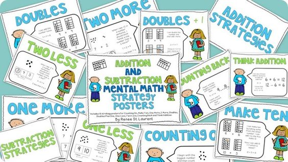 how to teach mental maths strategies