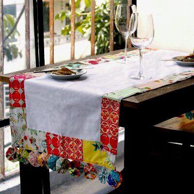 toalha de mesa: