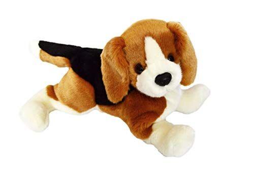Kingdom Kuddles Brady The Beagle Puppy Stuffed Plush Ani Https