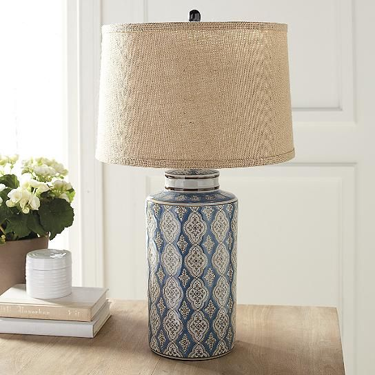 Verona Table Lamp - Grandin Road