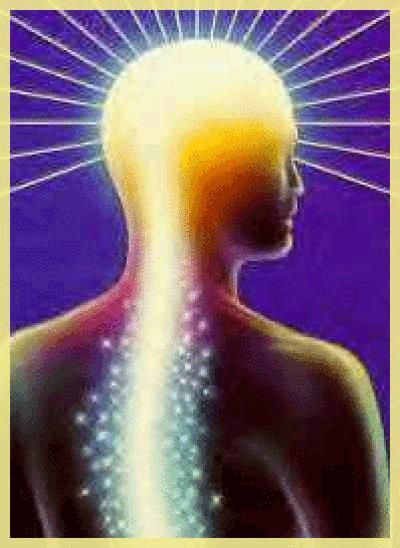 kundalini - the  rising is the presence of the Holy Spirit and the activation of the Christ within. www.liberatingdivineconsciousness.com: