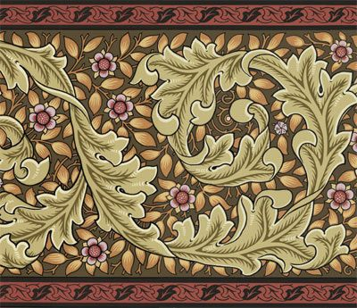 William morris, William morris wallpaper and Wallpapers on Pinterest