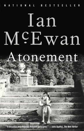 "I saw the movie first, which is unusual for me. However, the movie was so good IMO, that I had to read the book. This book is also listed in the book ""1000 Books you Should Read Before you Die""  - thus it must be good! In may move into my favorites list....  Atonement...amazing book and movie."