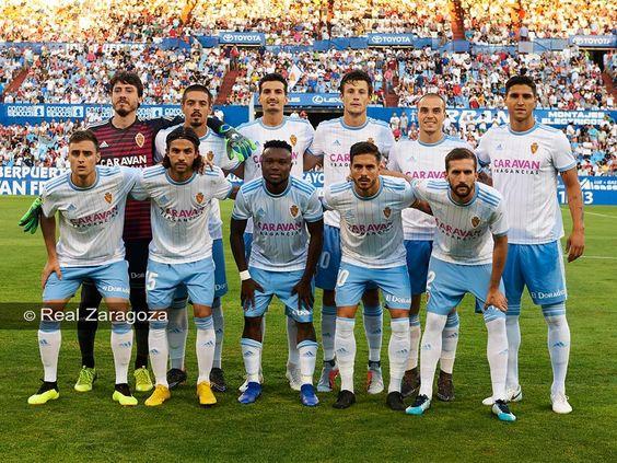 19.8.2018 – LIGA 2ªDiv. 2018/19- JORNADA Nº 1 PARTIDO OFICIAL Nº 3383 Real Zaragoza SAD REAL ZARAGOZA 2-1 RAYO MAJADAHONDA