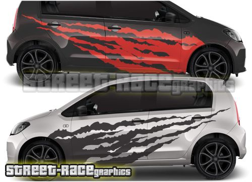 Seat Mii Racing Rally Graphics From Www Street Race Org Skoda
