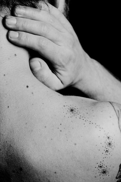 Constellation Tattoo Tumblr Constellation tattoo:
